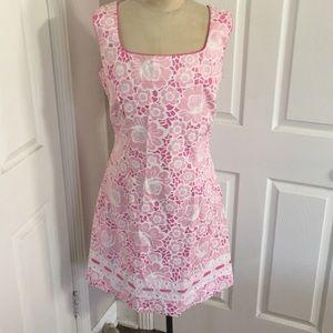 Lilly Pulitzer summer dress. Vintage